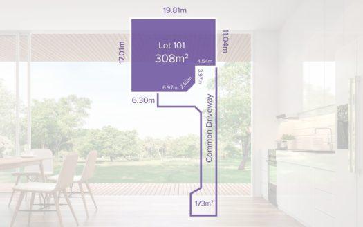 Xsell Property -  Lot 101
